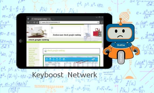 Blackhat Netwerk Keyboost
