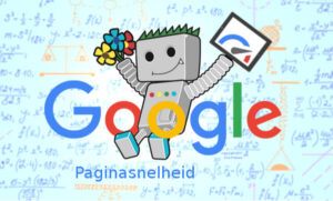 Google paginasnelheid